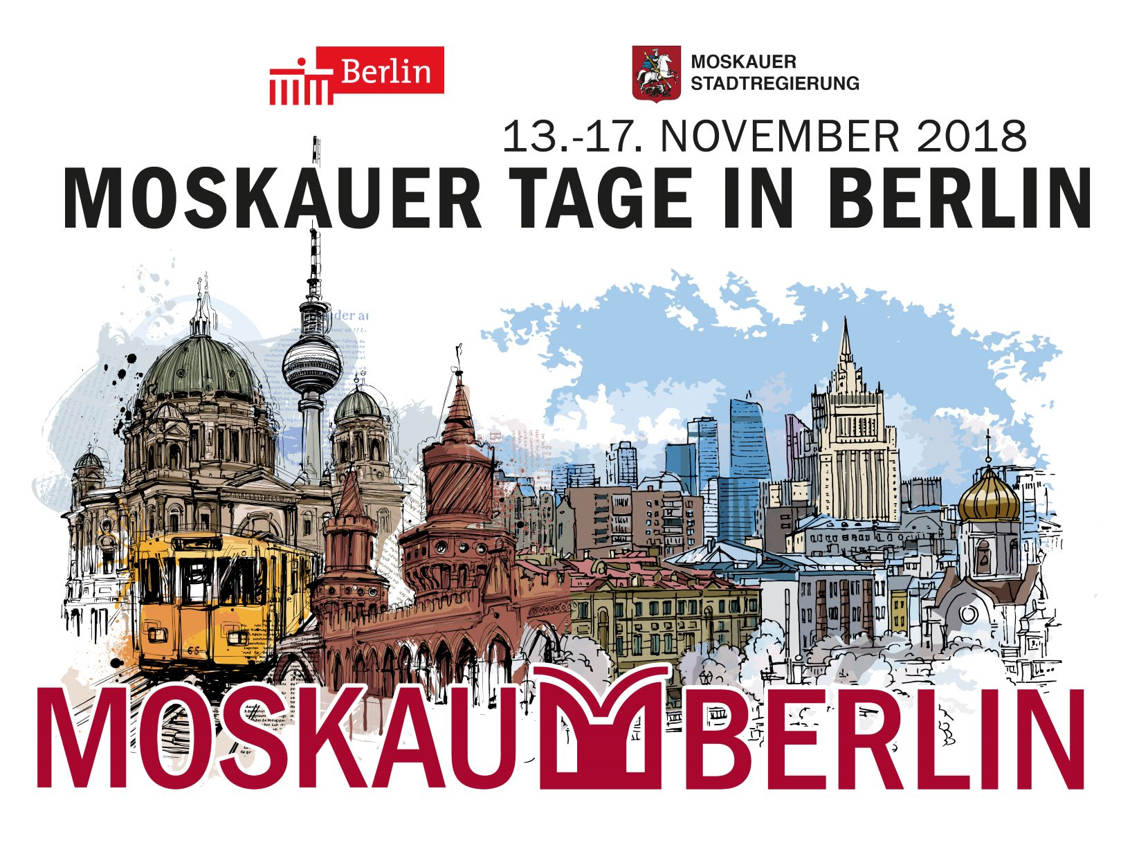 plakat moskauer tage1